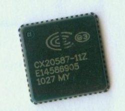 Conexant Cx20587-11z CX20587 HD Audio Codec IC