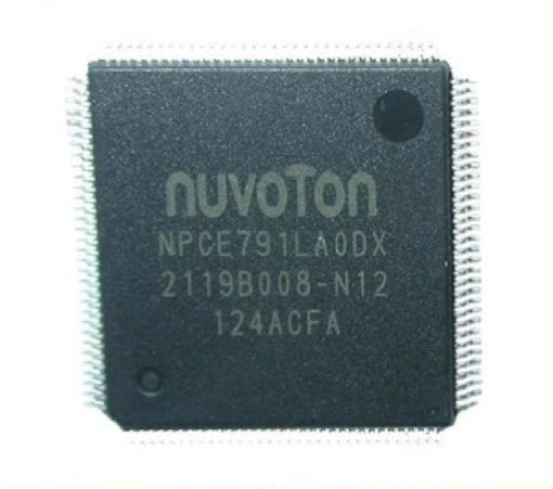 NUVOTON NPCE791LA0DX